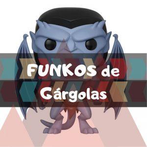 Los mejores FUNKO POP de la serie de dibujos animados de Gárgolas - Gargoyles
