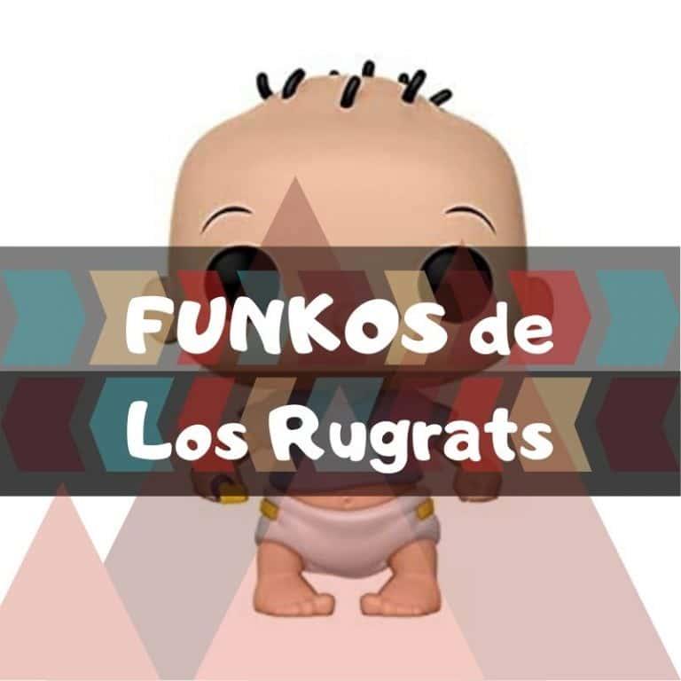 Los mejores funkos POP de los Rugrats