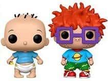 Los mejores FUNKO POP de los Rugrats - Funko de Tommy y Chuckie