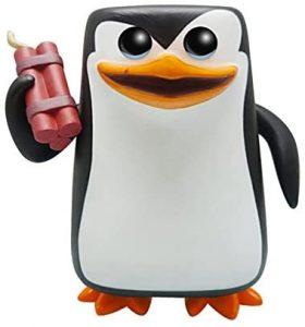 Los mejores FUNKO POP de los pingüinos de Madagascar - Funko de Rico