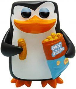 Los mejores FUNKO POP de los pingüinos de Madagascar - Funko de Skipper