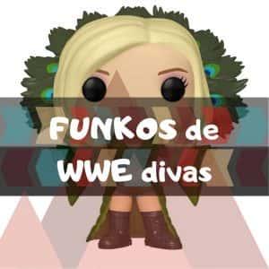Los mejores FUNKO POP de luchadoras de la WWE - Funkos de Divas WWE