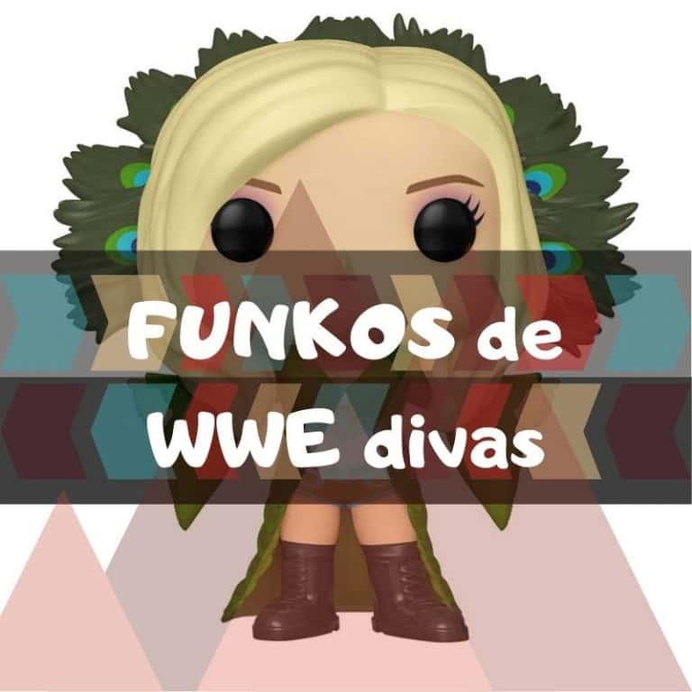 Los mejores funkos POP de WWE Divas