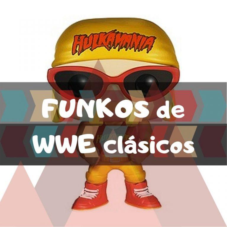 Los mejores funkos POP de WWE clásicos