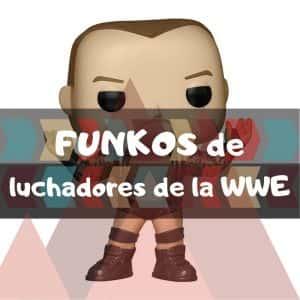 Los mejores FUNKO POP de luchadores de la WWE - Funkos de la WWE