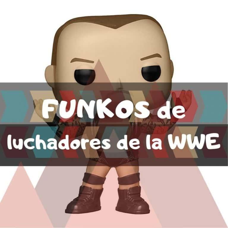 Los mejores funkos POP de luchadores de la WWE