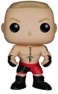 Los mejores FUNKO POP de luchadores de la wwe - Funko de Brock Lesnar