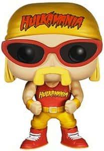 Los mejores FUNKO POP de luchadores de la wwe - Funko de Hulk Hogan