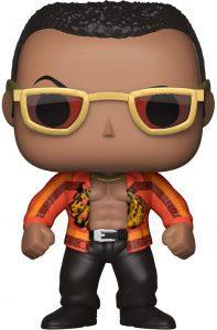 Los mejores FUNKO POP de luchadores clásicos de la wwe - Funko de the rock clásico
