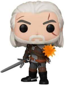 Los mejores FUNKO POP de the witcher - Funko de Geralt exclusivo