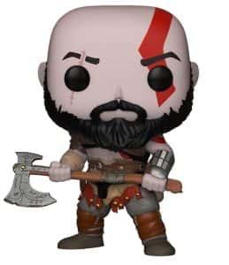 Los mejores FUNKO POP del God of War - Funko de Kratos de God of War 4