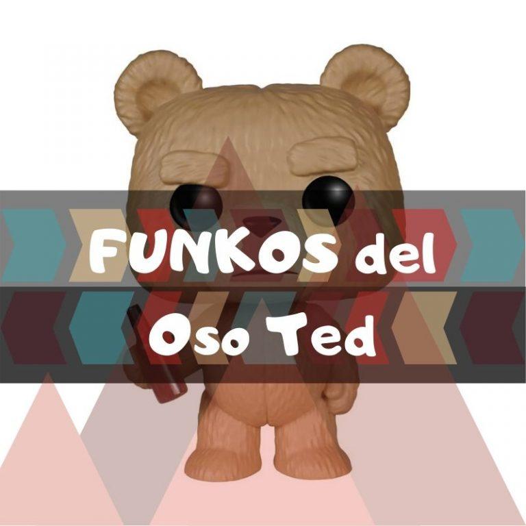 Los mejores funkos POP de Ted 2