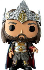 Los mejores FUNKO POP del señor de los anillos - Funko del Rey Aragorn