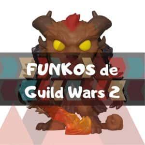 Los mejores FUNKO POP del videojuego de Guild Wars 2