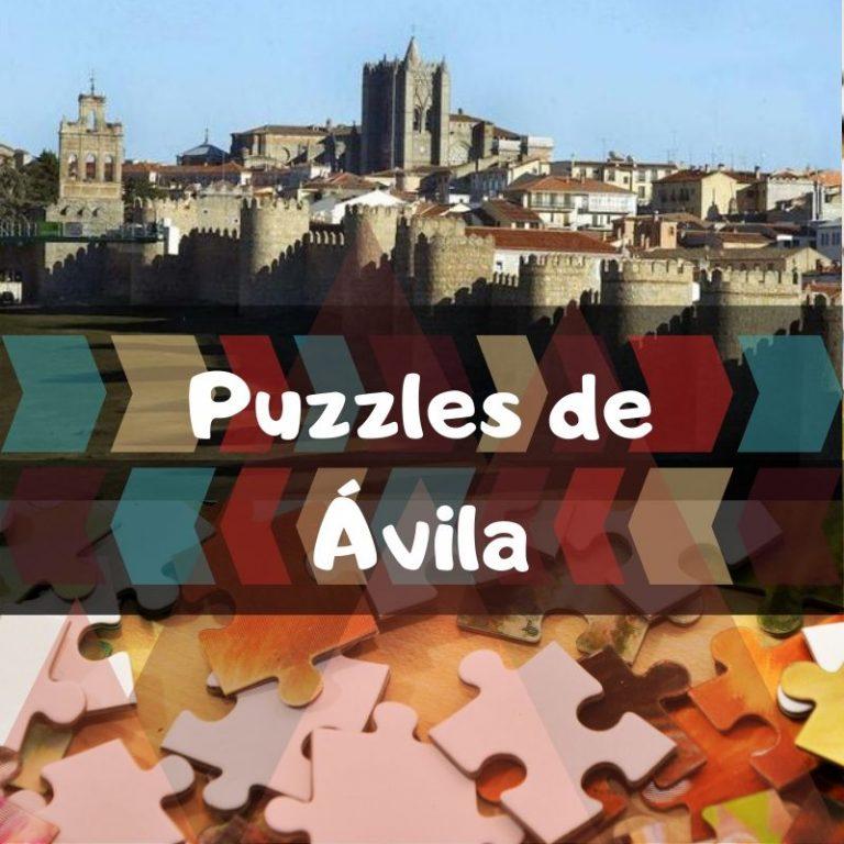 Los mejores puzzles de Ávila
