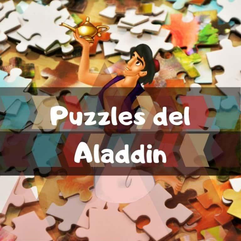 Los mejores puzzles de Aladdin