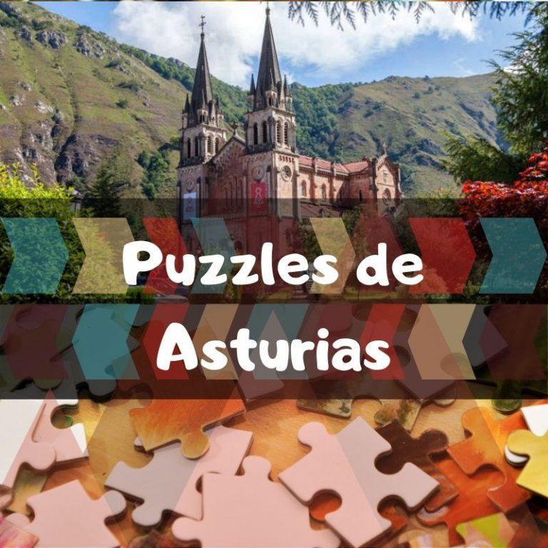 Los mejores puzzles de Gijón, Oviedo y otros rincones de Asturias