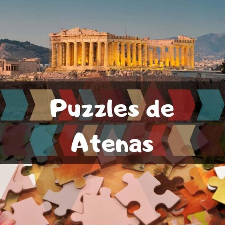 Los mejores puzzles de Atenas