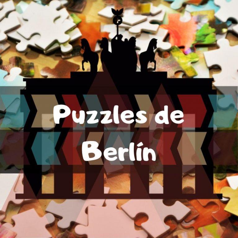 Los mejores puzzles de Berlín