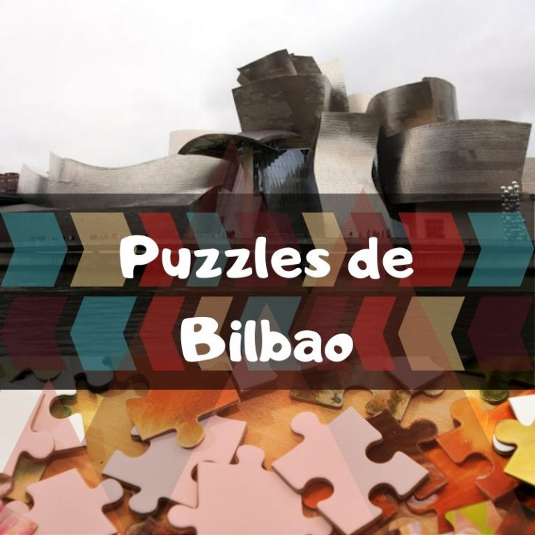 Los mejores puzzles de Bilbao