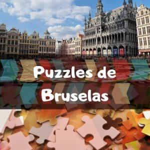 Los mejores puzzles de Bruselas - Puzzles de ciudades