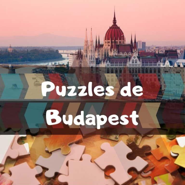 Los mejores puzzles de Budapest
