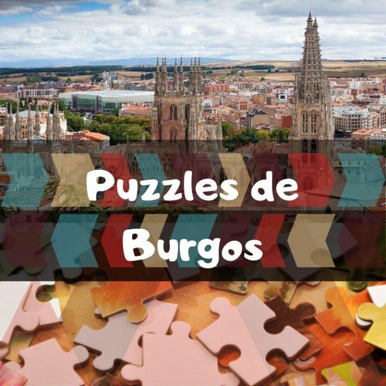 Los mejores puzzles de Burgos