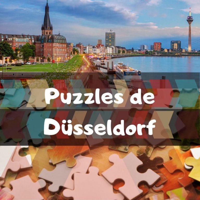 Los mejores puzzles de Düsseldorf