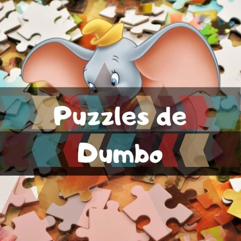Los mejores puzzles de Dumbo