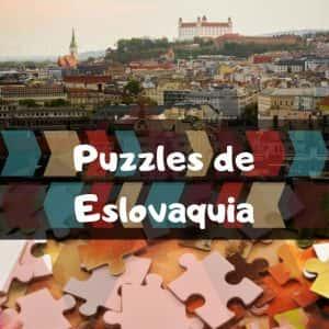 Los mejores puzzles de Eslovaquia - Puzzles de lugares de Eslovaquia - Puzzles de Bratislava