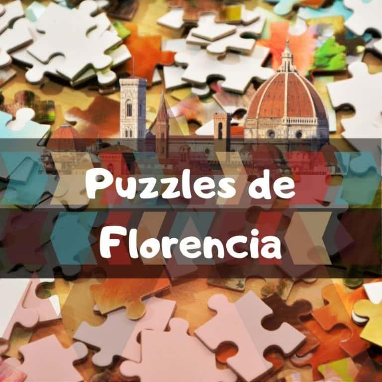 Lee más sobre el artículo Los mejores puzzles de Florencia