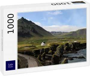 Los mejores puzzles de Islandia - Puzzle de paisaje de Islandia de 1000 Piezas de Ravensburger