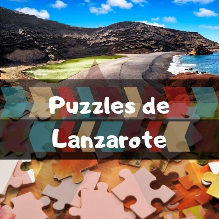 Los mejores puzzles de Lanzarote