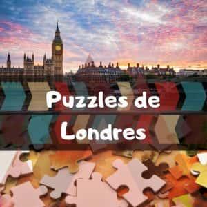 Los mejores puzzles de Londres - Puzzles de ciudades - Puzzle de London