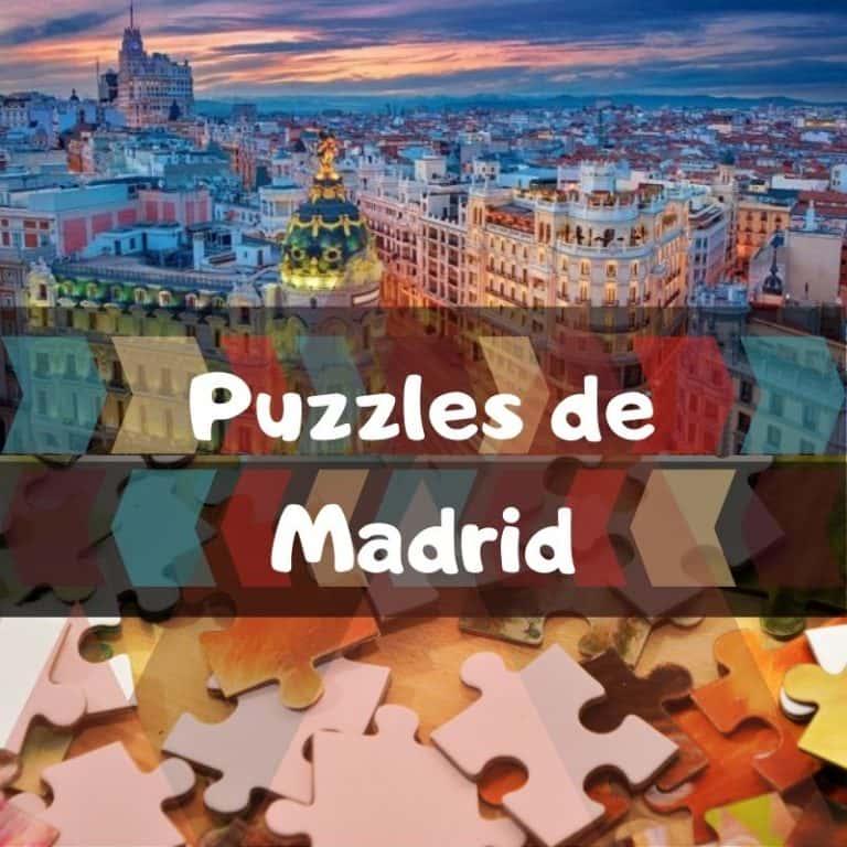 Lee más sobre el artículo Los mejores puzzles de Madrid