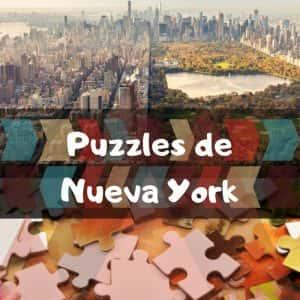 Los mejores puzzles de Nueva York - Puzzles de ciudades