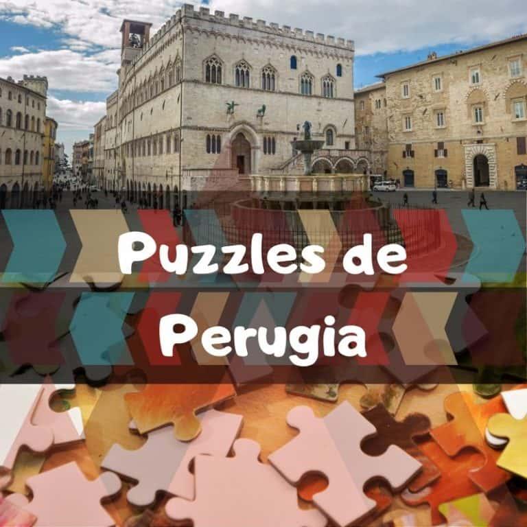 Los mejores puzzles de Perugia