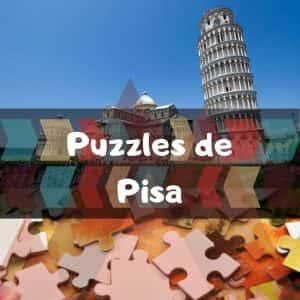 Los mejores puzzles de Pisa - Puzzles de ciudades