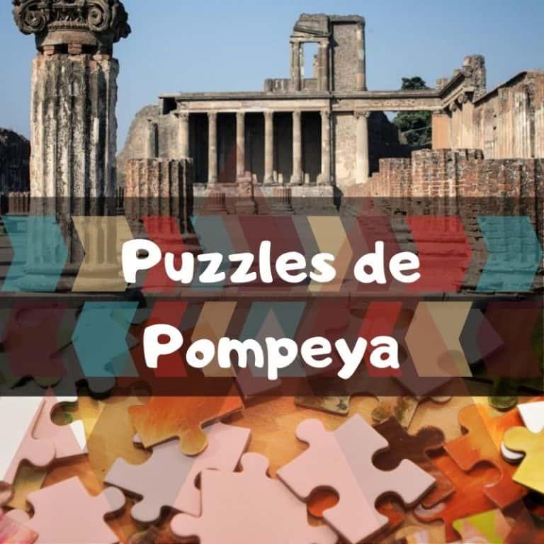 Los mejores puzzles de Pompeya