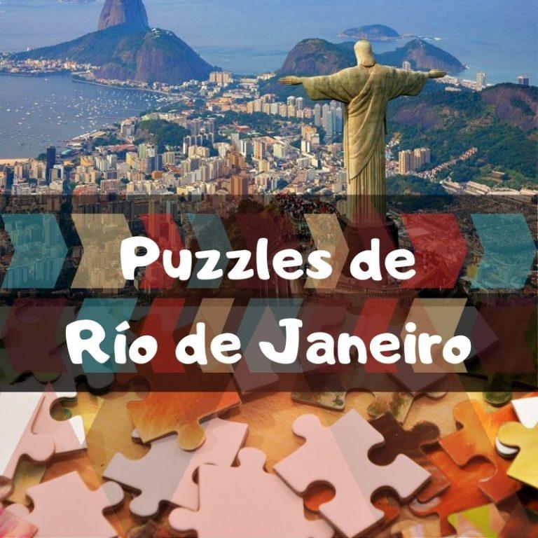 Los mejores puzzles de Río de Janeiro