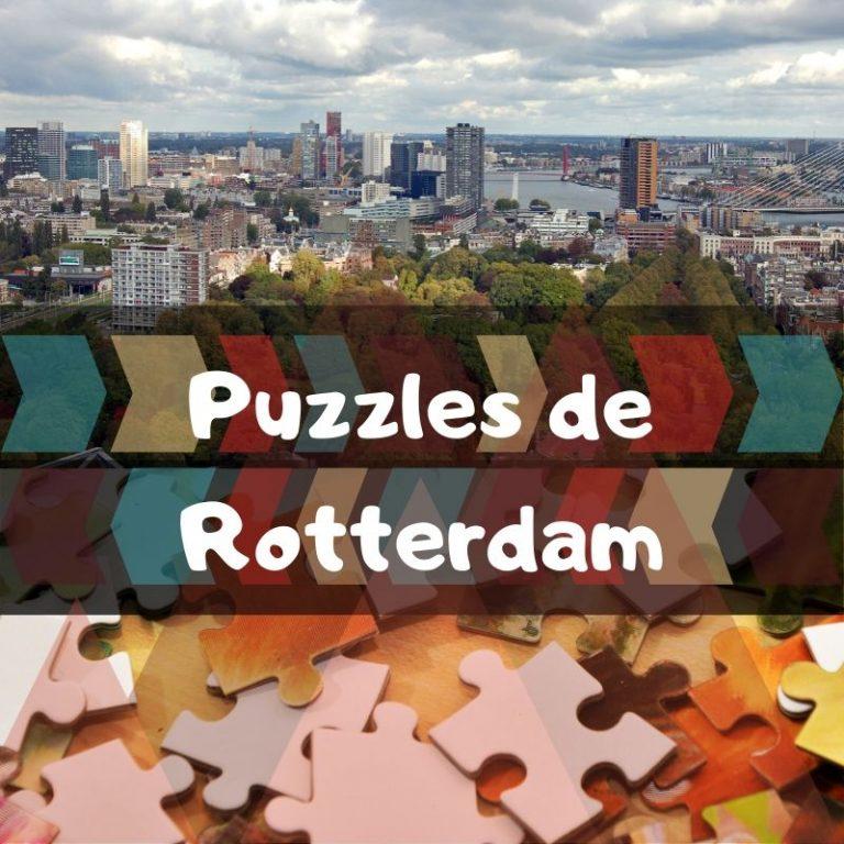 Los mejores puzzles de Rotterdam
