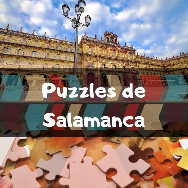 Los mejores puzzles de Salamanca