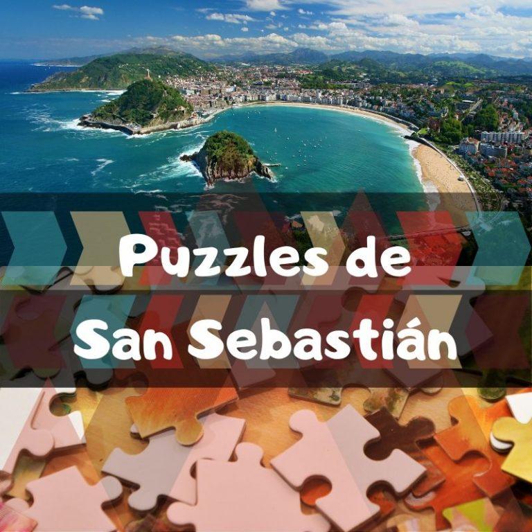 Los mejores puzzles de San Sebastián