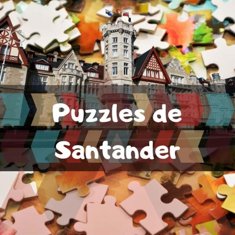 Los mejores puzzles de Santander