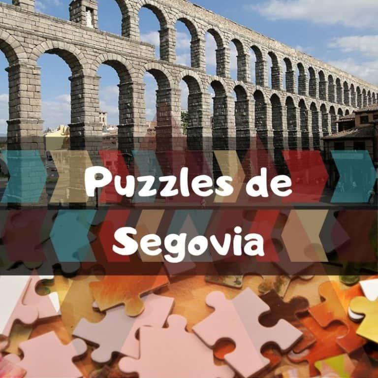 Los mejores puzzles de Segovia