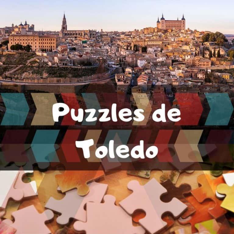 Los mejores puzzles de Toledo