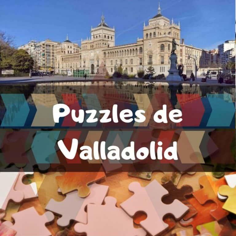 Los mejores puzzles de Valladolid