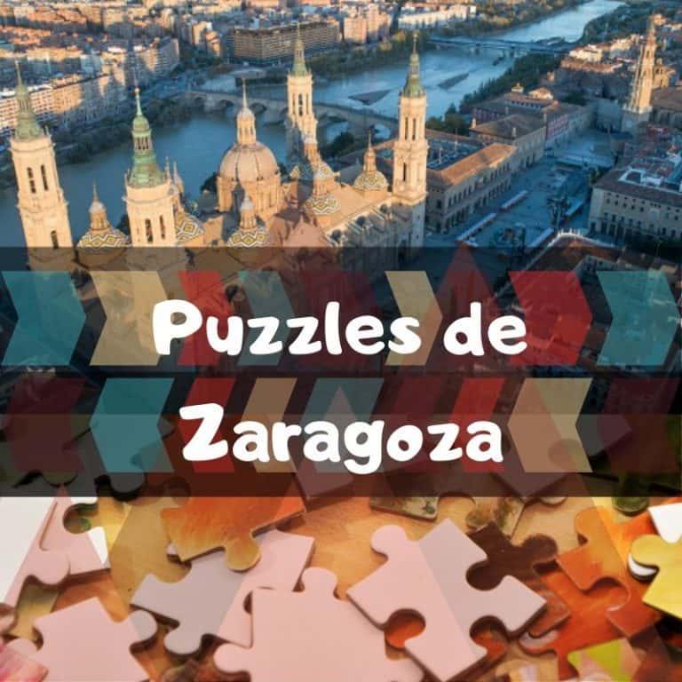 Los mejores puzzles de Zaragoza