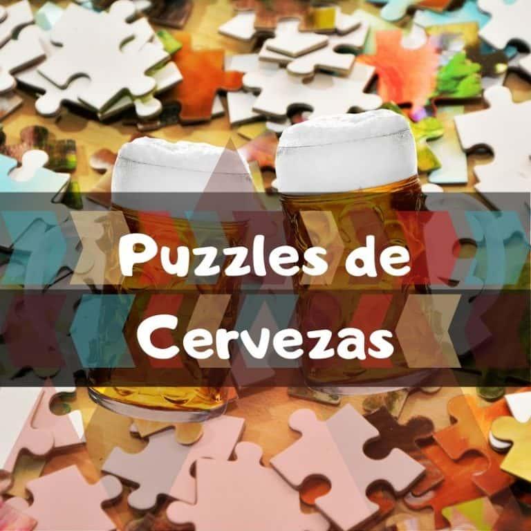 Lee más sobre el artículo Los mejores puzzles de cervezas