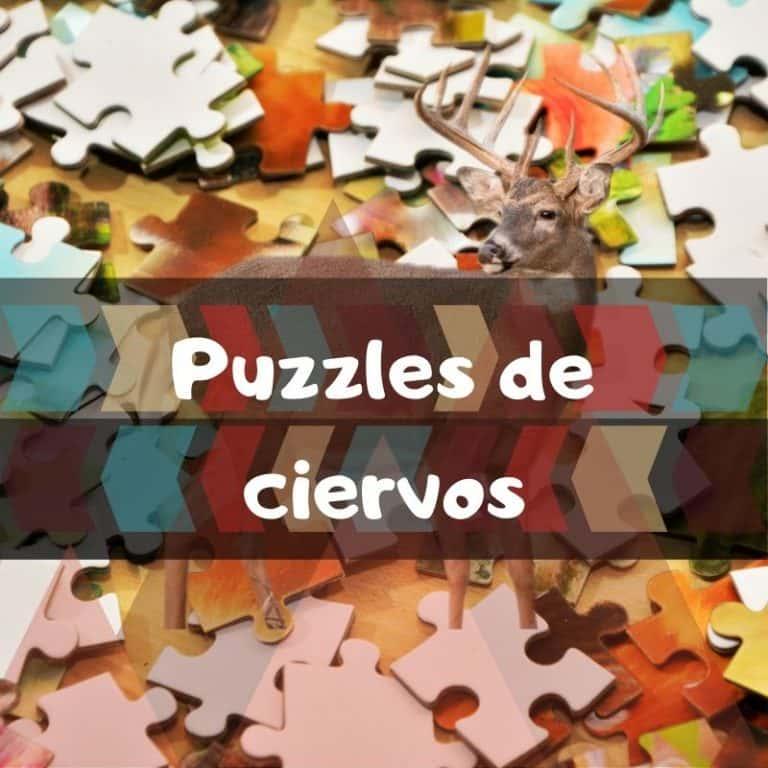 Los mejores puzzles de ciervos